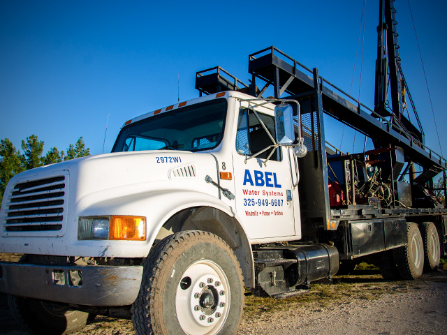 Abel Water Systems - Service Truck