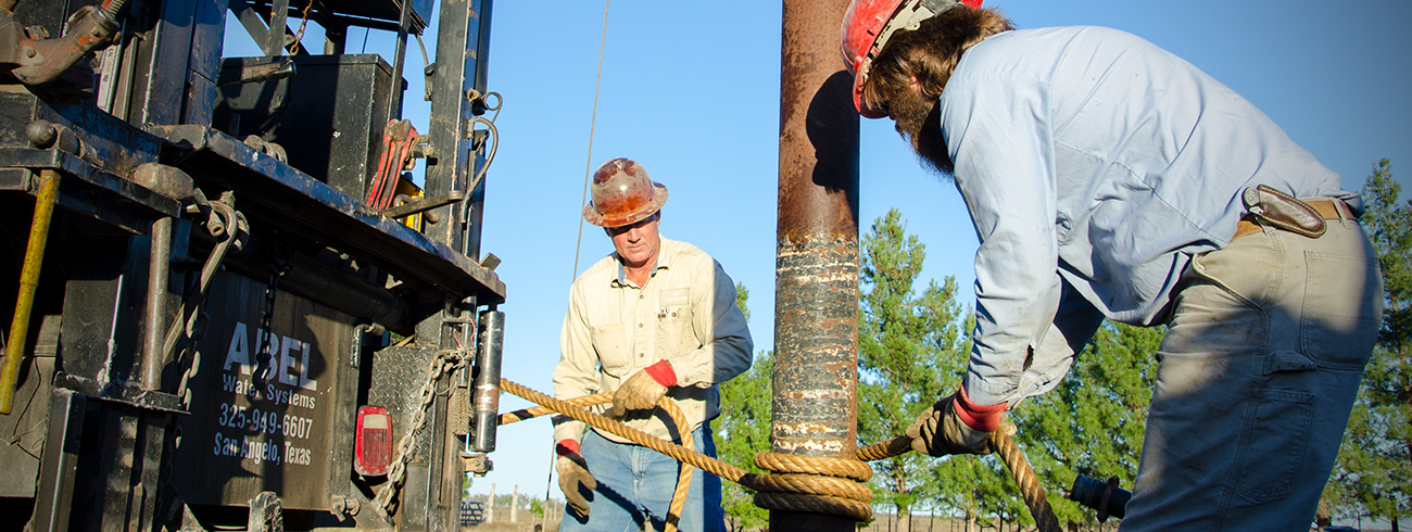 Abel Water Systems - A Family Owned West Texas Buisness